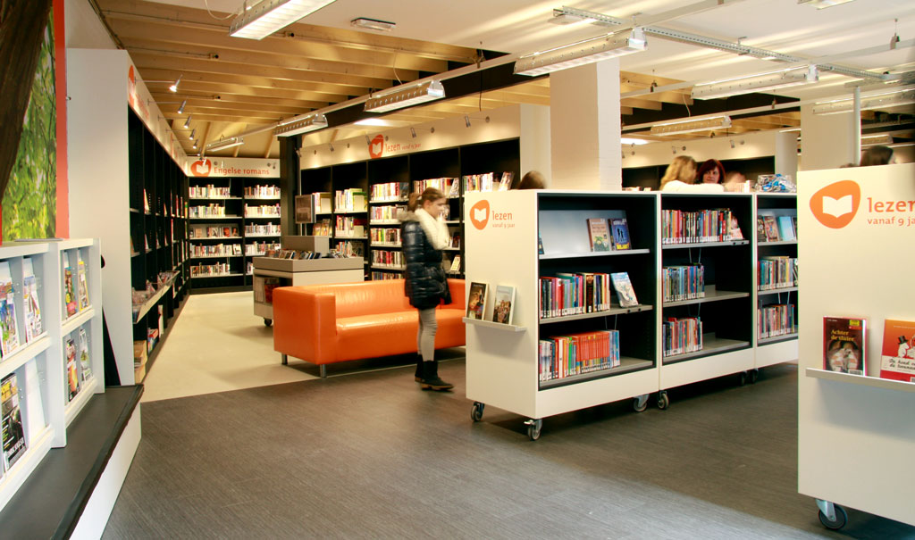 Verbouwing en inrichting Bibliotheek Lochem