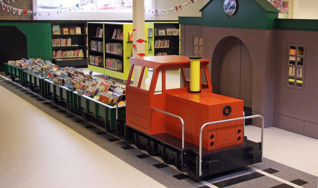 Herinrichting bibliotheek Didam