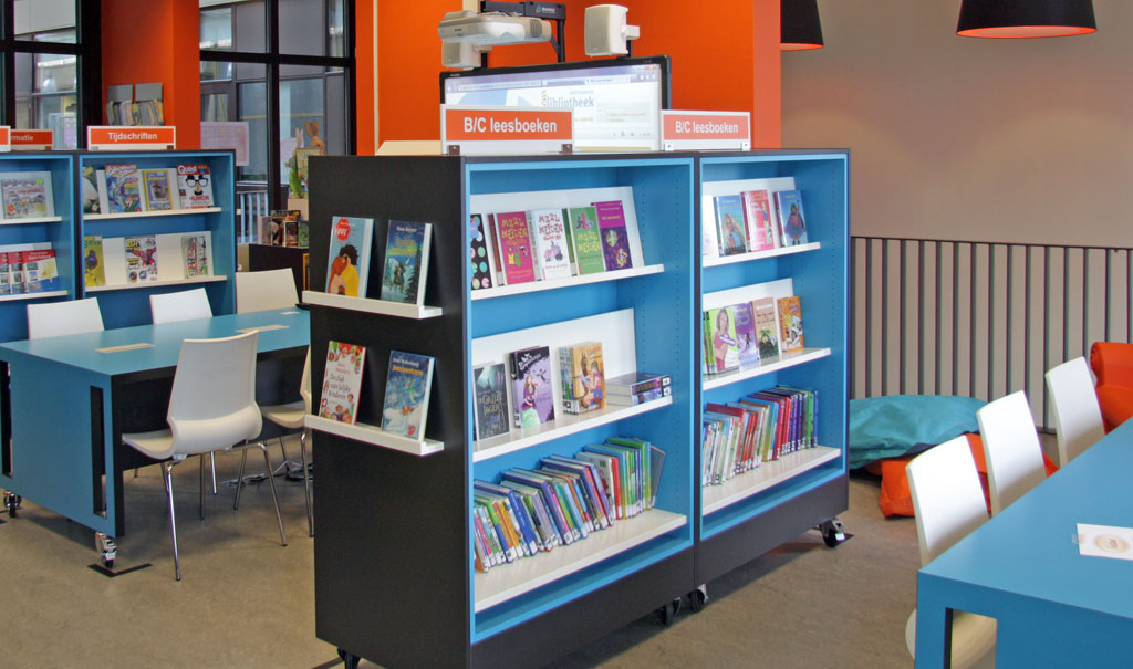 Mediatheek Palensteyn in Zoetermeer