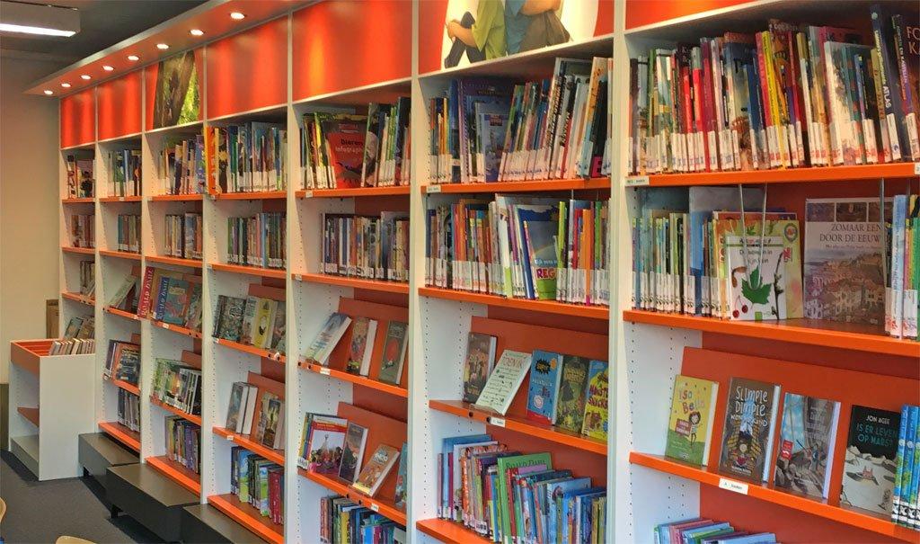 Bibliotheek op School en de Bibliotheek Schiedam