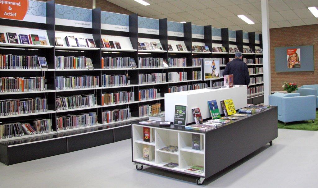 Herinrichting Bibliotheek Schoonhoven