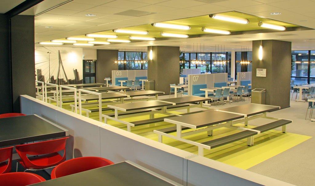 Mensa Erasmus Universiteit in Rotterdam