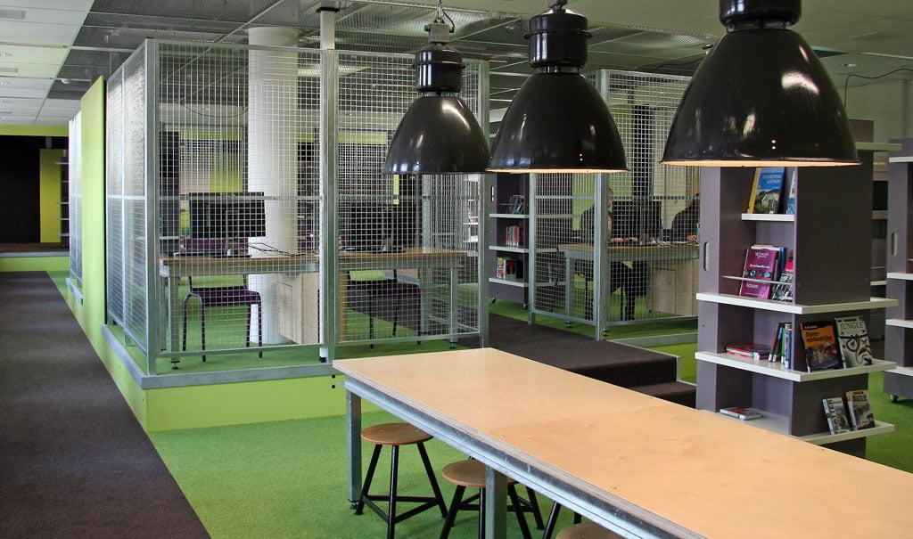 Mediatheek Life College in Schiedam