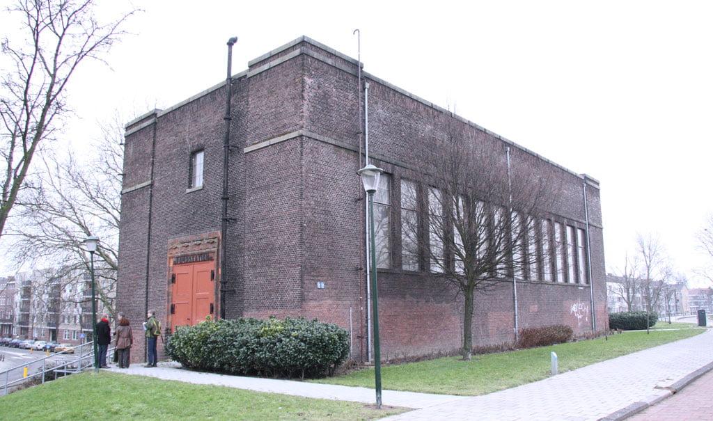Herontwikkeling historisch pompgebouw in Schiedam