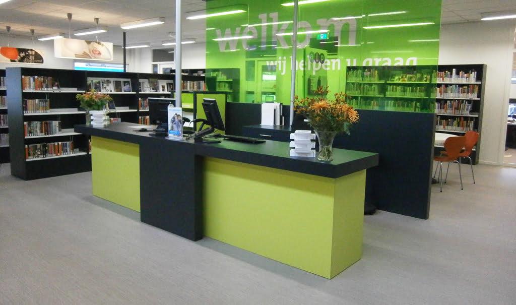 Bibliotheek Lekkerkerk en Stichting WON wonen samen