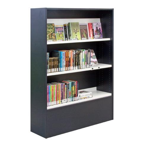 Houten boekenkast, hoog 1382mm