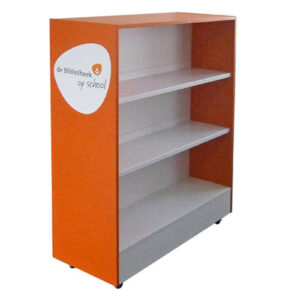 Boekenkast Lignum Basic H=1400mm
