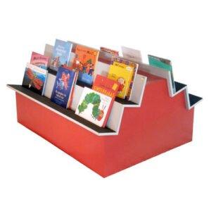 Prentenboekmeubel Middenkast 2-Traps