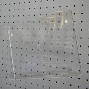 Folderbakje A4 (liggend model)