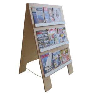 Tijdschriften Sandwichbord