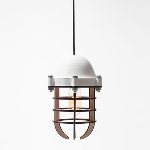 Hangarmatuur Printlamp nr.20