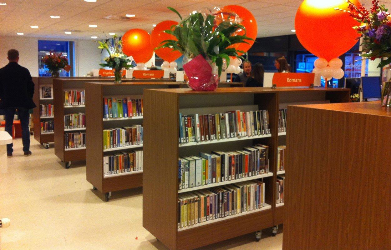 Lokaal verankerde Bibliotheek Hoek van Holland