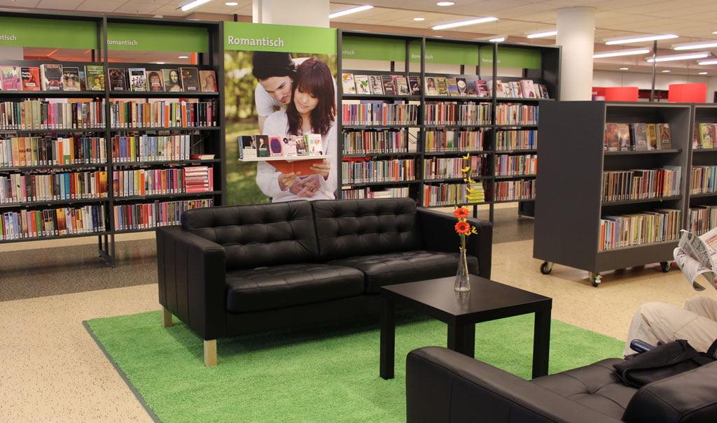 Herinrichting Bibliotheek Naaldwijk