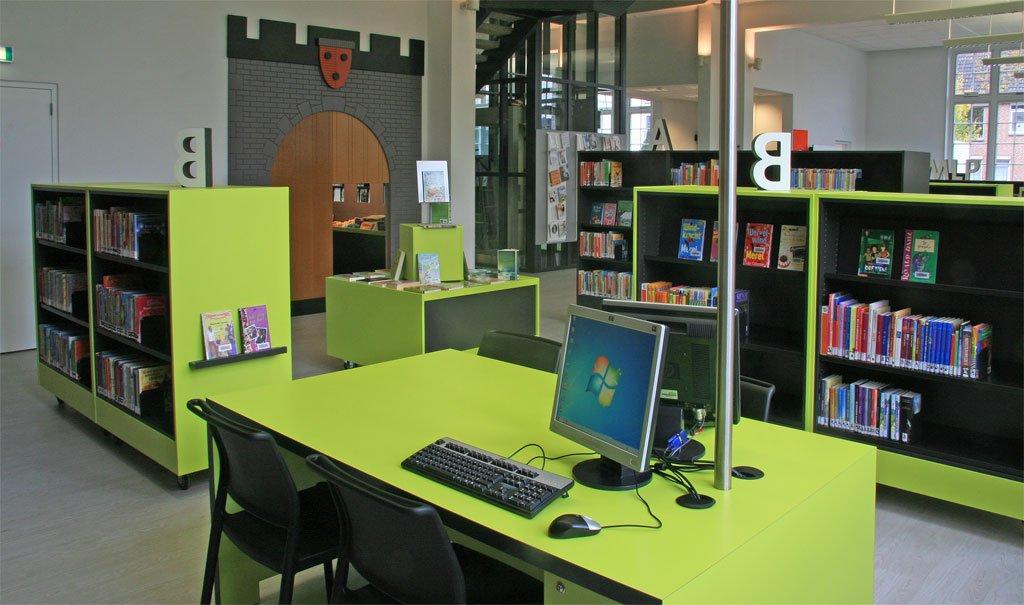 Verbouwing en inrichting Bibliotheek 's Heerenberg