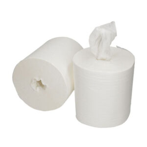rol poetspapier handpapier
