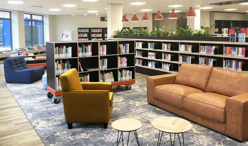 Inrichting Bibliotheek Lichtenvoorde