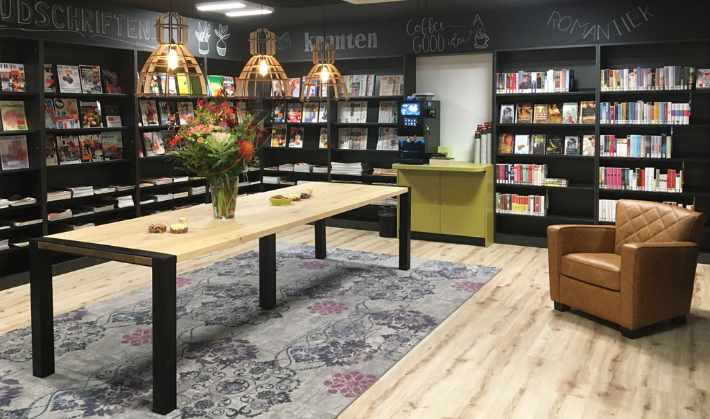 Inrichting Bibliotheek Oldenzaal
